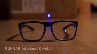 HyperX Gaming Eyewear & Gunnar Intercept Blue Light Test
