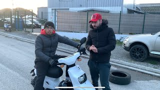 COMMENT DEBRIDER UN SCOOTER 50CC (Booster) - RIEN DE PLUS SIMPLE