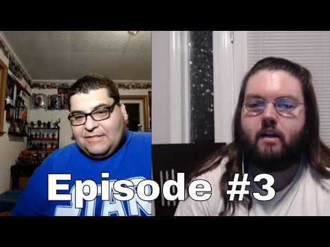 The Jon Seabolt Show #3 | Comic Con Enthusiast Youtuber & Toy Collector Harry Sans