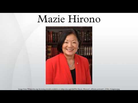 Mazie Hirono