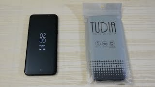 Tudia Galaxy S8 Plus Case! Tudia Tamm (4K)