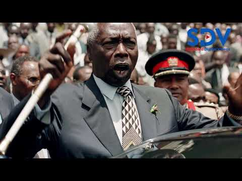 The Life and Times of Former President Daniel Toroitich Arap Moi |#RIPMOI