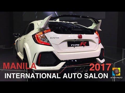 2017 Honda Civic TYPE R Revealed!!! || MIAS 2017  || Philippines || VLOG #2