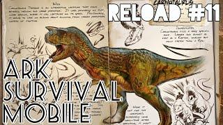 Ark Survival Mobile #26 полное прохождение игры часть 11