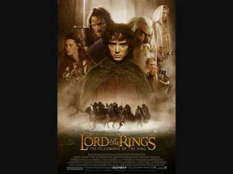 The Lord of the Rings: The Fellowship of the Ring/Flute version/ Track #2 In Dreams