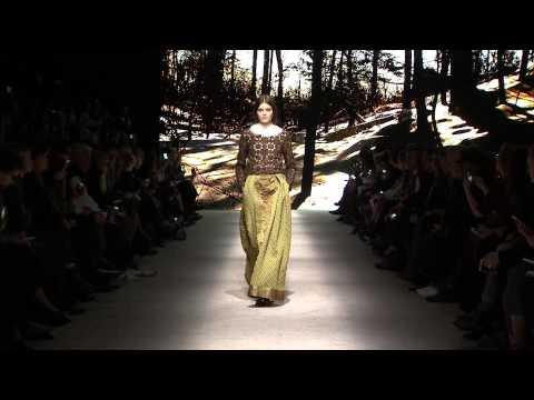 Alberta Ferretti Fashion Show AW 15/16