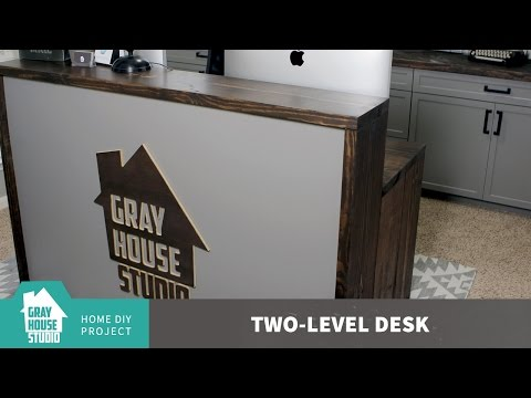 Two-Level Desk