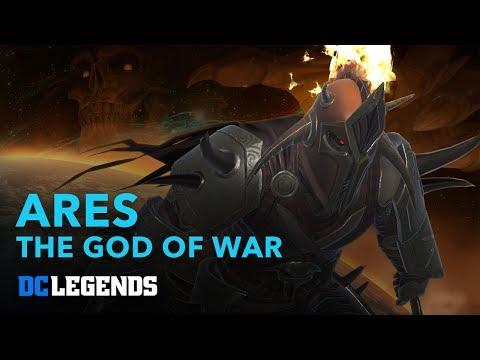 DC Legends: Ares - The God Of War Hero Spotlight