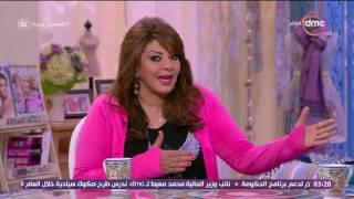 السفيرة عزيزة - النجمة / هالة صدقي ... كان لازم الرئيس السيسي يكرمني عن دوري في ونوس