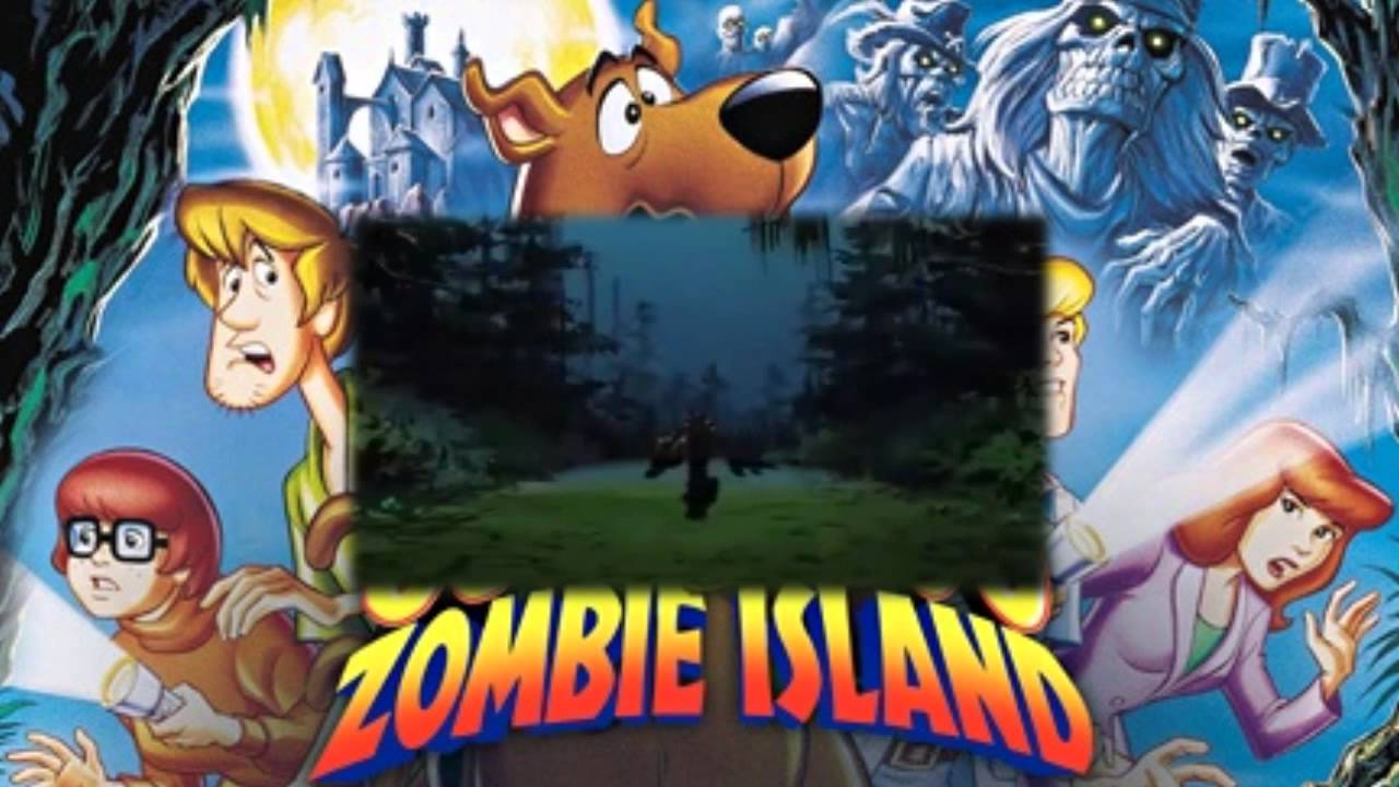 lego scooby doo on zombie island its terror time again