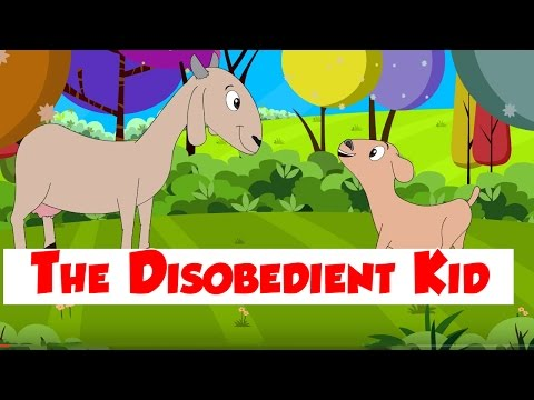 The Disobedient Kid