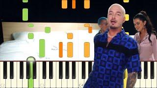 Baixar I Can't Get Enough - Benny Blanco, Tainy, Selena Gomez, J Balvin - Piano - Synthesia