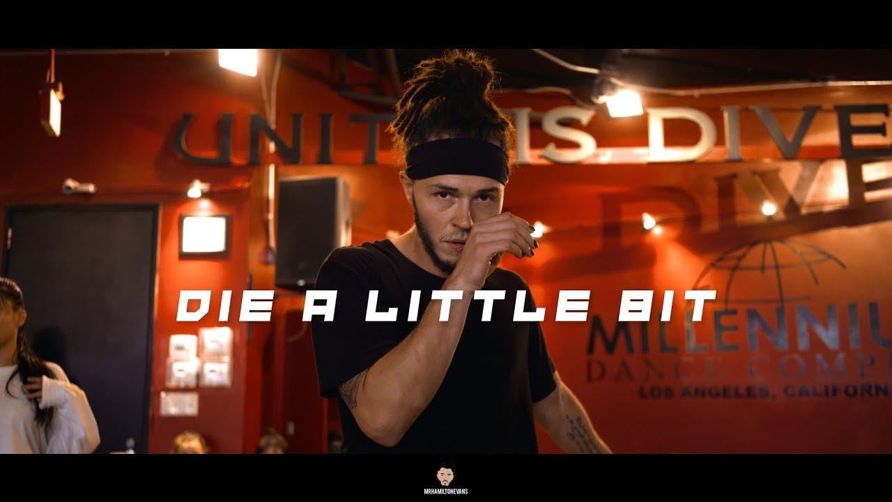 Tinashe - Die A Little Bit ft. Ms Banks | Hamilton Evans Choreography