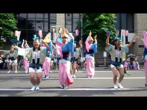 浅草橋紅白マロニエ祭り輪踊り20120513
