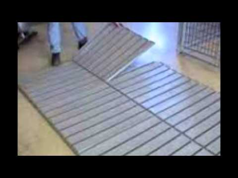 Dog Kennel Mats Youtube