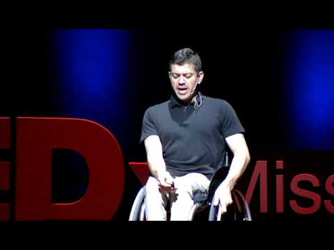 Let's change the way we think about disability | Joel Dembe | TEDxMississauga