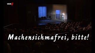 Dr. Ludger Stratmann – Machensichmafrei, bitte! (1/2)