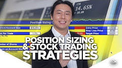 Position Sizing & Stock Trading Strategies by Adam Khoo