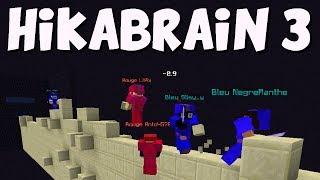 FAIRE UN HIKABRAIN EN VANILLA #3 - Minecraft