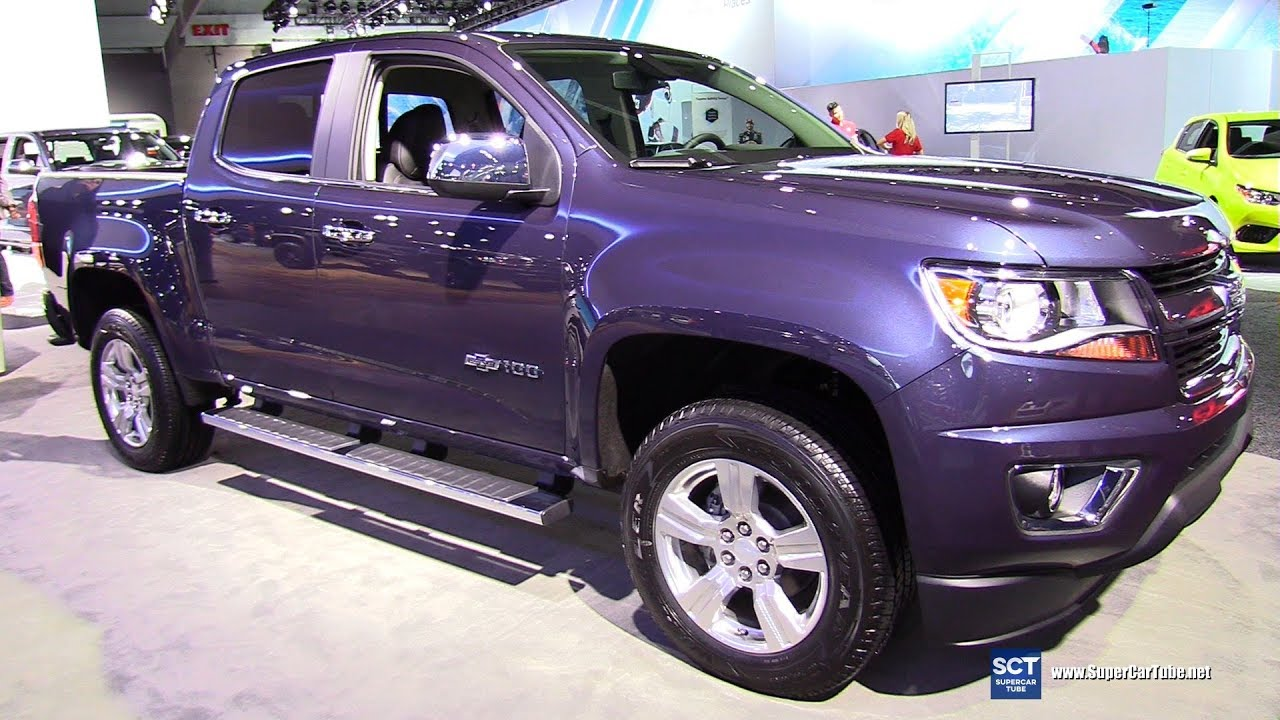 2018 chevrolet colorado v6 centennial edition - exterior interior walkaround