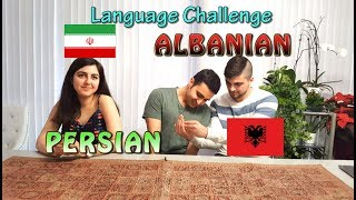 Similarities Between Persian and Albanian
