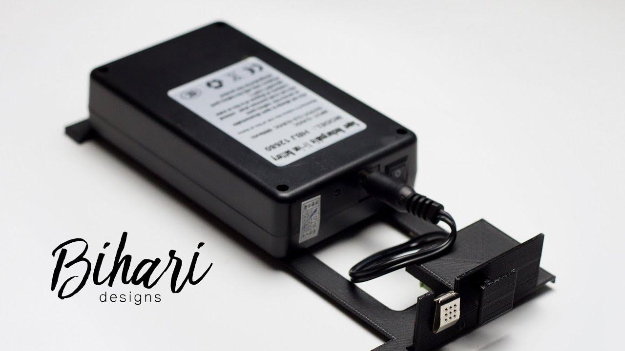 Repeat Bihari Battery Rack for PT01 by Bihari Designs