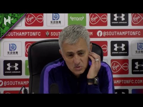JOSE SLAMS INTER OVER ERIKSEN AND CONFIRMS OPTION TO BUY LO CELSO | Southampton 1-1 Spurs