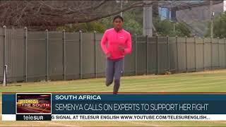 South Africa's Olympic Gold Medalist Challenges Testosterone Level Rules