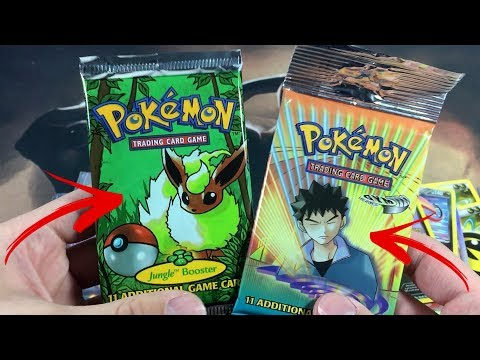 BEST MAIL EVER! OLD SCHOOL POKEMON PACKS AND MORE!