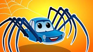 Zeek And Friends   Incy Wincy Spider   Kids Car Nursery Rhymes & Songs