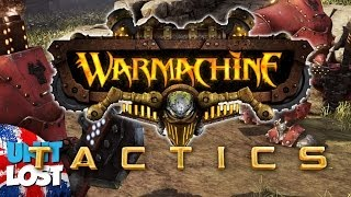 WARMACHINE: Tactics Gameplay - First Impressions - Look See!