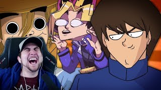 I'd Play This Version of YuGiOh!! | Kaggy Reacts to If Yugioh was Made By EA & MORE