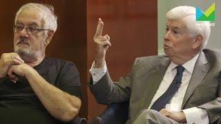 Chris Dodd and Barney Frank interviewed by David Brancaccio