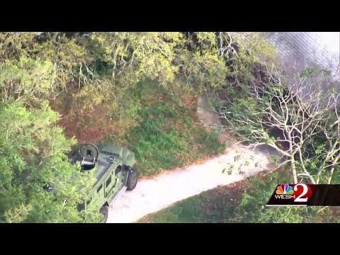 SWAT team surrounds home in Deltona