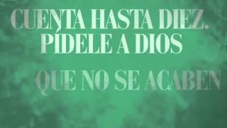 Lagarto Amarillo - Cuenta hasta diez [Lyric Video]