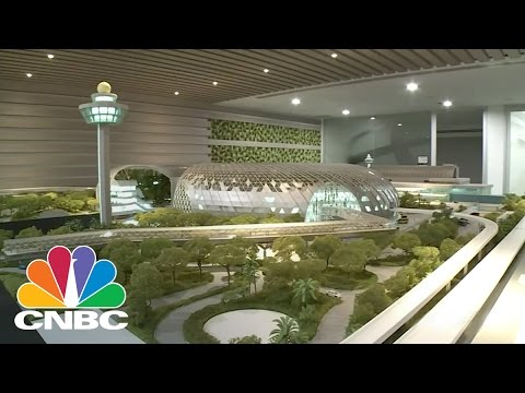 Singapore Airport Eyes Intra-Asia Routes | CNBC