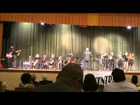 Little Rock Central High Jazz Band - Cotton Club Stomp by Ellington
