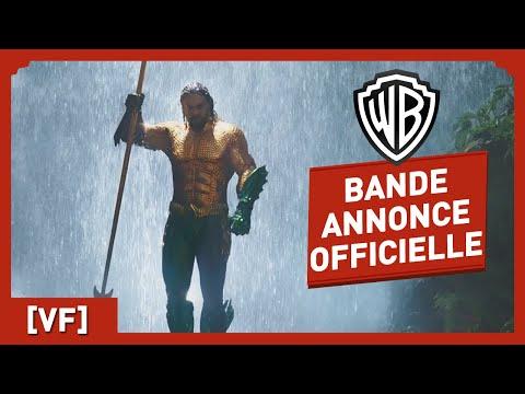 Aquaman - Bande Annonce Officielle 2 (VF) - Jason Momoa / Amber Heard