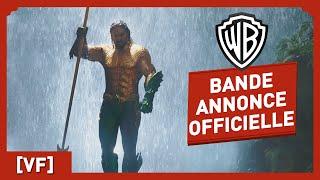 Aquaman Bande Annonce Officielle 2 VF Jason Momoa Amber Heard