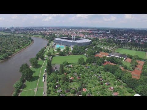 Weserstadion bekommt Hochwasserschutz