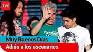 Muy buenos días | Jorge González se despide de los escenarios