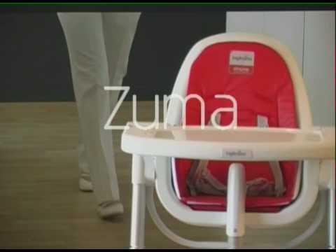 ZUMA the highchair