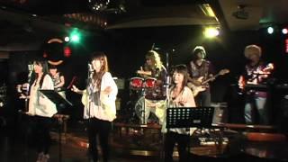 2011年8月27日 金沢EX-KENTOSでのライブ.