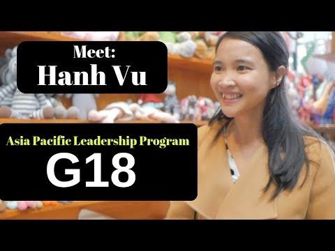 Meet Asia Pacific Leadership Program Graduate: Hanh Vu