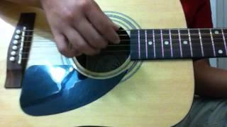 Bài Hát Tặng Em - Hoàng Tôn ( Guitar cover )