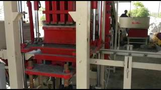 Hollow Block Making Machine – Fly Ash Brick Machinery India