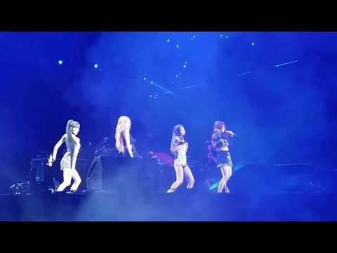 BLACKPINK LIVE AT COACHELLA 2019 Kill This Love Weekend 1