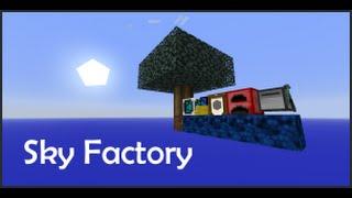 Sky Factory - 10/ Kablosuz Transfer! Nam-ı Değer TESSARACT!!