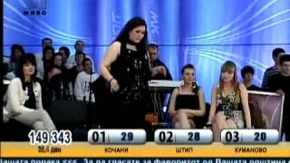 Marijana Pesic-Mnogu solzi isplakav