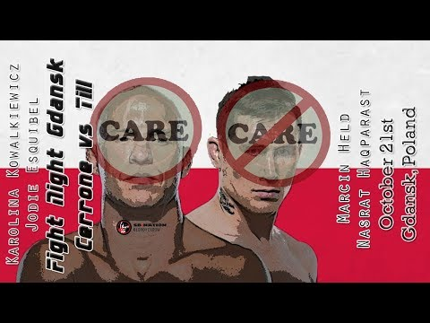 UFC Gdansk Cerrone vs Till Care/Don't Care Preview